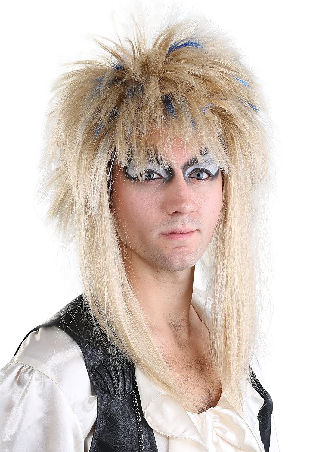 Jareth Labyrinth Adult Wig Standard FUN Costumes