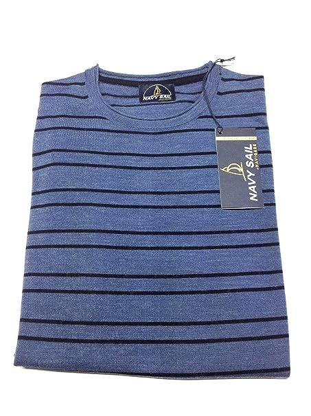 nuovo prodotto 79f34 567a6 Navigare Maglione girocollo 30% lana vergine Taglia XXL ...