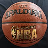 Spalding Basketball 28.5 NBA ALL COURT PROFESSIONAL, Indoor/Outdoor, Composite Leather Cover