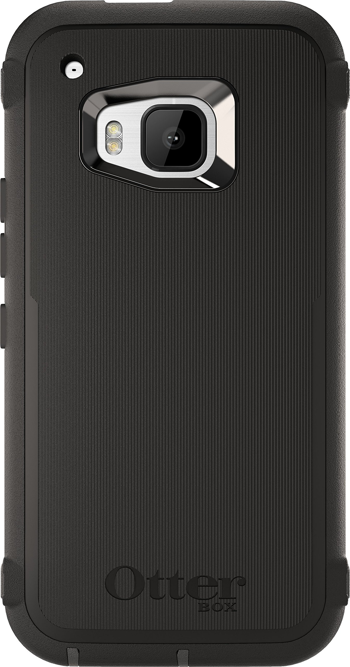 Funda OtterBox Defender HTC One M9 Black Black/Black