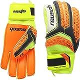 Reusch Prime Children Re: Pulse S1Finger Support Junior Goalkeeper Gloves, Children's, Re:pulse Prime S1 Finger Support Junior