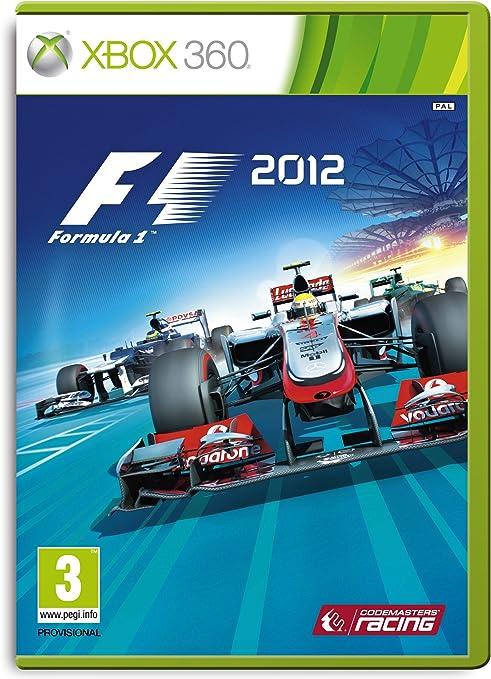 F1 2012 [Importación inglesa]: Amazon.es: Videojuegos