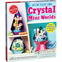 Grow Your Own Crystal Mini Worlds [Book]