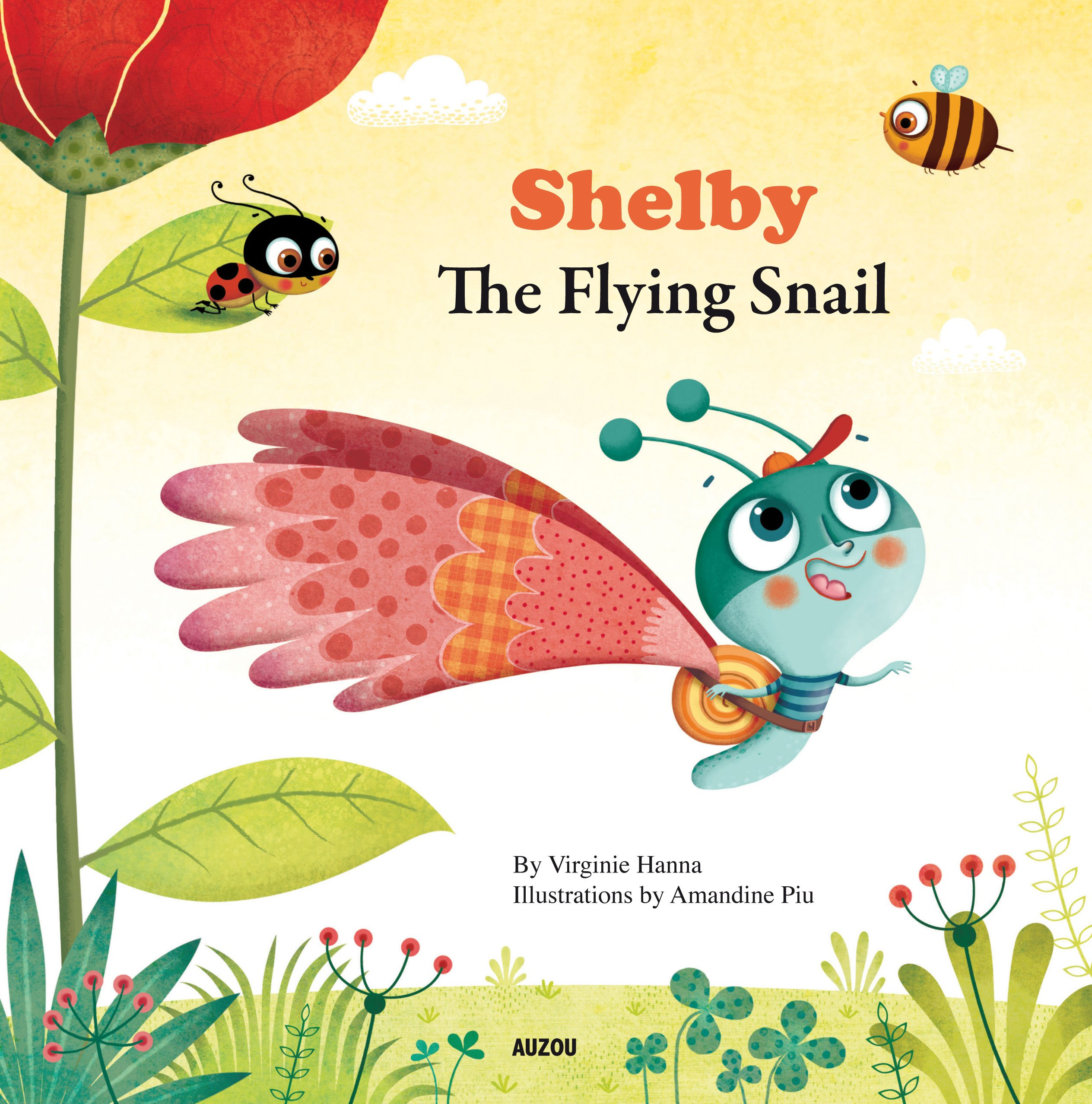 Shelby the Flying Snail (Square Picture Books) pdf epub