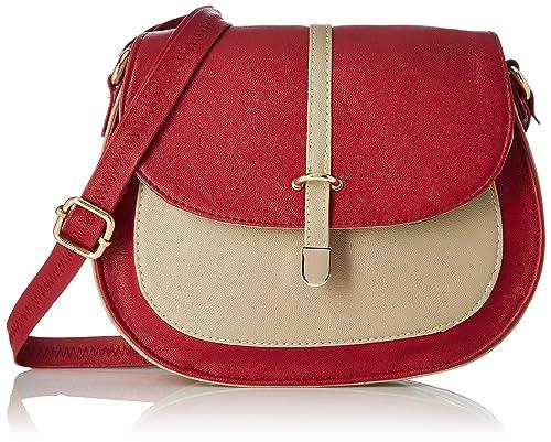 b37dc4c8c8d2 Kanvas Katha Women s Sling Bag (Multicolor)  Amazon.in  Shoes   Handbags