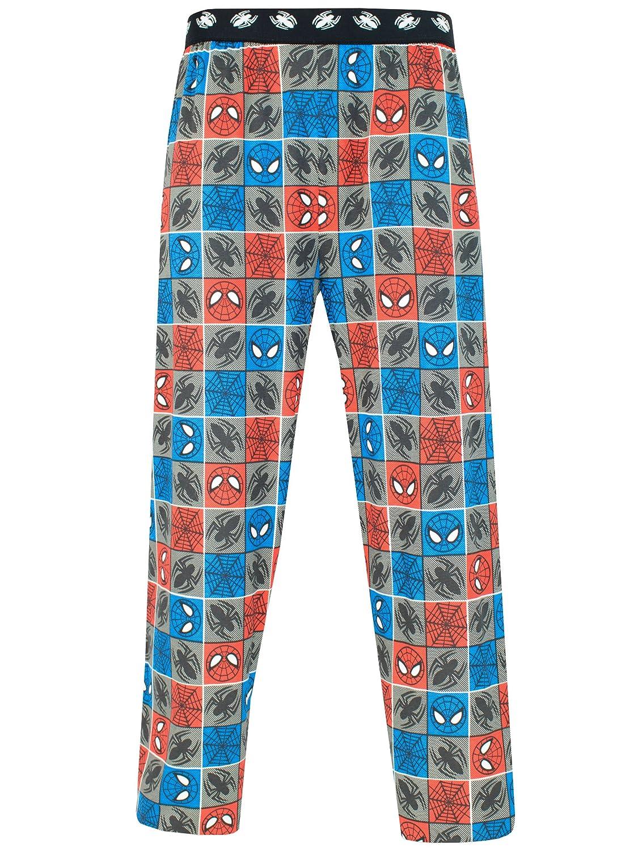 Marvel Pantalones del Pijama para Hombre Spiderman: Amazon.es: Ropa y accesorios