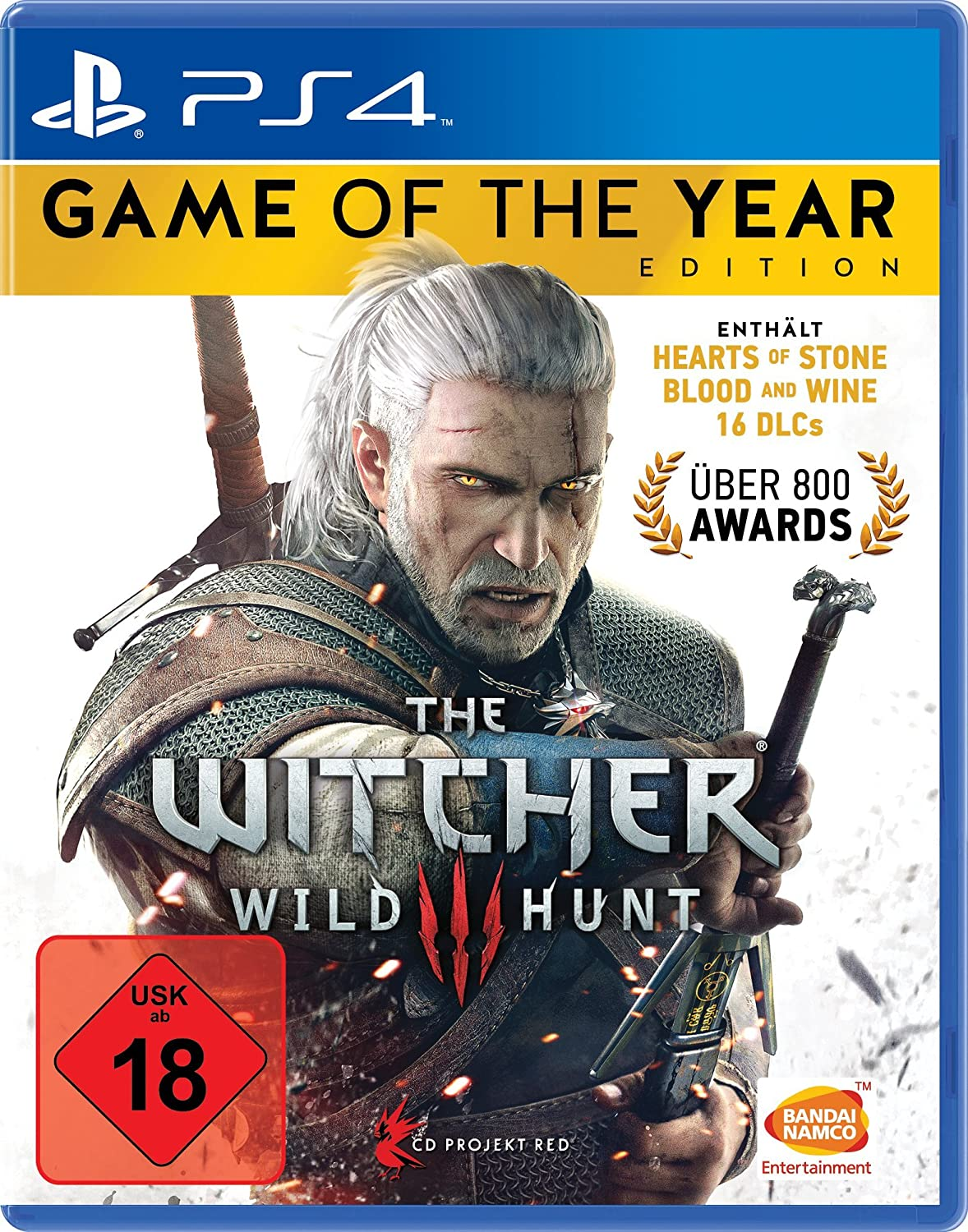 The Witcher 3 amazon PS4