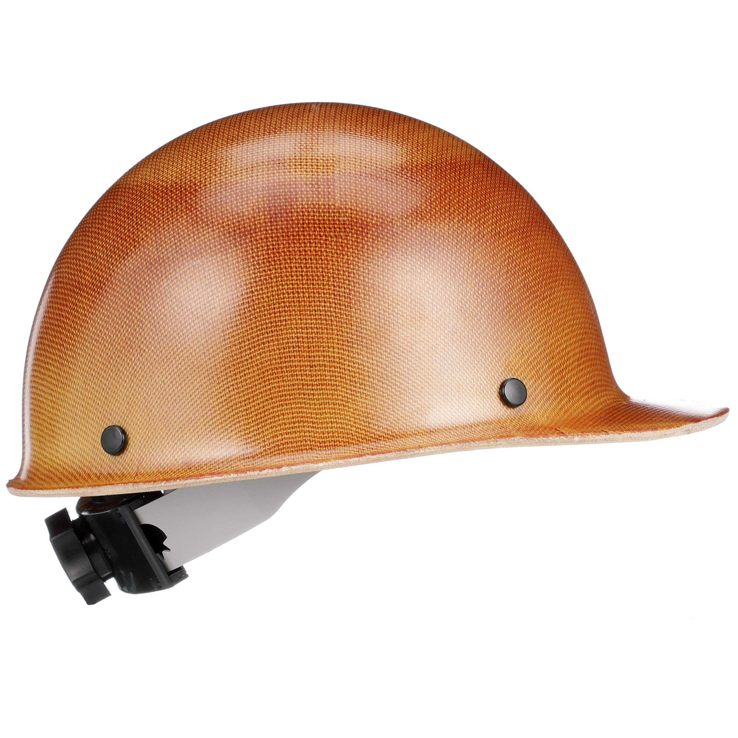 MSA 816651 Skullgard Protective Hard Hat Front Brim, Swing-Ratchet Suspension, Standard Size, Natural Tan by MSA (Image #5)