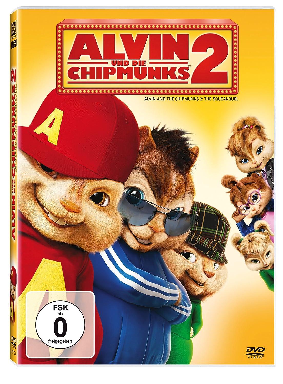 Alvin und die Chipmunks 2 inkl Digital Copy Amazonde Jason