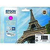 Epson C13T70234010 - Cartucho de tinta, magenta