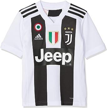 adidas Juve H JSY Y, Maglia Gara Home 20182019 Cristiano Ronaldo, Bambino