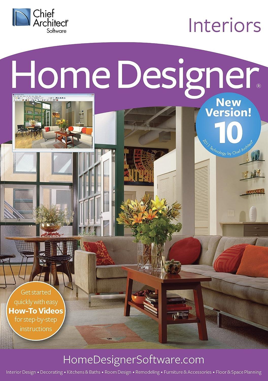 Amazon com chief architect home designer interiors 10 download software