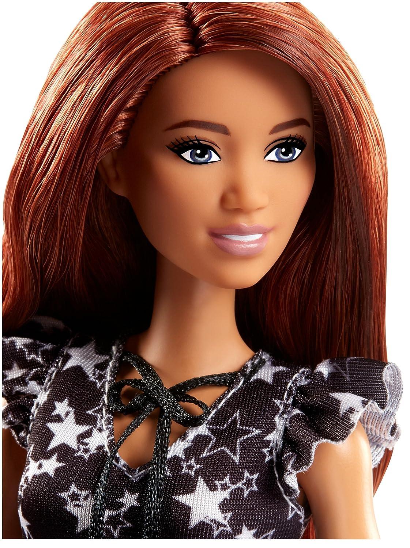 Barbie Fashionista, Muñeca Mil Estrellas, Juguete +7 años (Mattel FJF39): Amazon.es: Juguetes y juegos