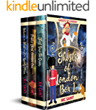 Ghosts of London: Books 1-3 (Ghosts of London Box Sets Book 1)