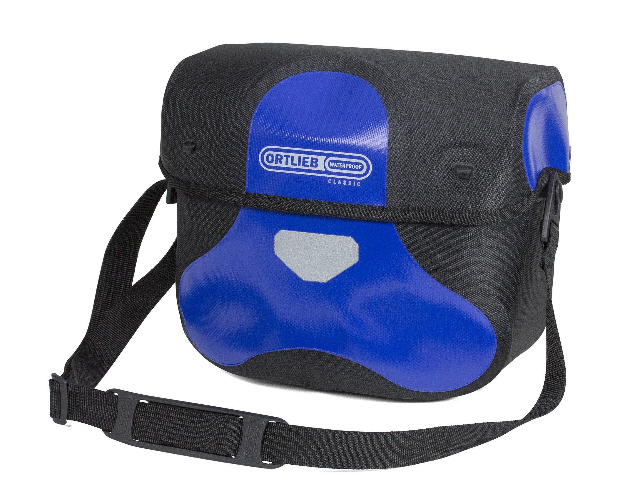 Ortlieb Ultimate 6 M Classic M Medium Handlebar Bag ULTRAMARINE-BLACK #F3108