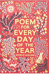 A Poem for Every Day of the Year Hardcover