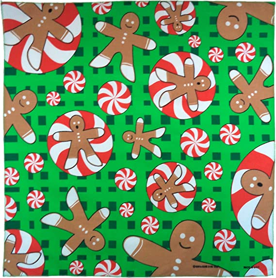 The Bandanna Company Womens Novelty Seasonal Holiday Bandana