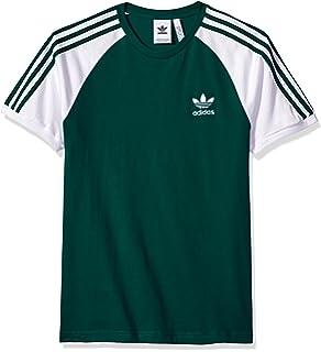 b6a253cdd adidas Originals Men's 3-Stripes Tee at Amazon Men's Clothing store: