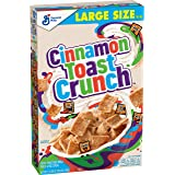 Cinnamon Toast Crunch, Cereal with Whole Grain, 16.8 oz