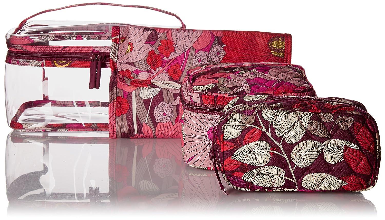 79bb131c32 Amazon.com  Vera Bradley Travel Cosmetic Set