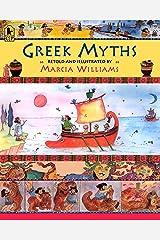 Greek Myths Paperback
