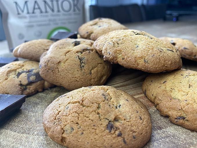 2 Kg Premium Harina de Yuca (Mandioca) - 100% Natural y Sin Gluten ...