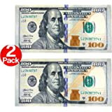 Amazon Com Home Dynamix Big Money 100 Dollar Bill Area