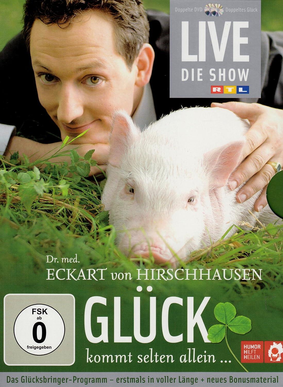 Glück kommt selten allein, Live, Die Show, 2 DVDs: Amazon.de: Eckart ...