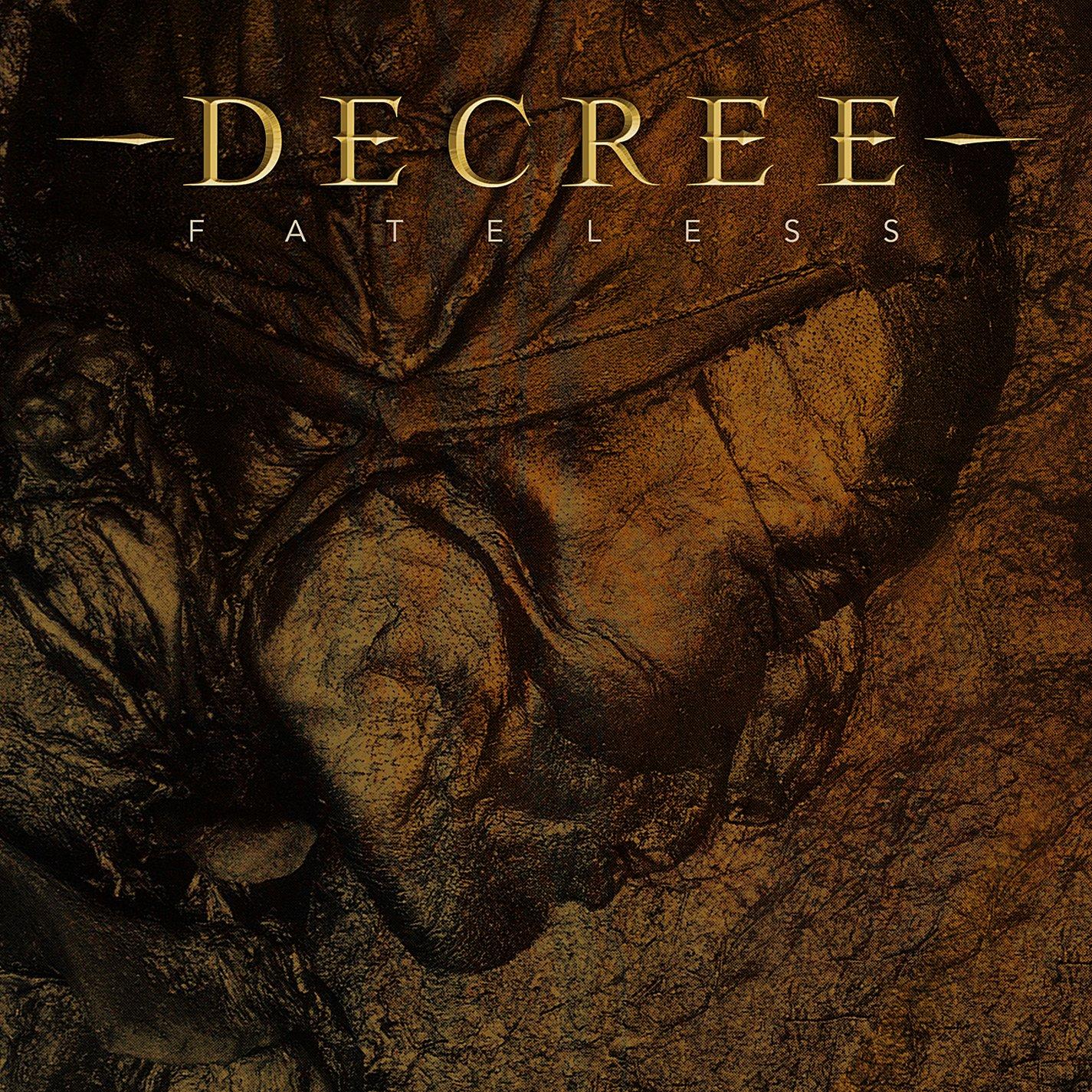 CD : Decree - Fateless (CD)