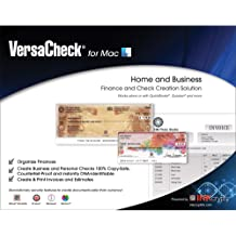 VersaCheck 2018 for Mac - Finance & Check Creation Software for Macintosh [Download]