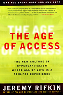 Amazon the empathic civilization the race to global the age of access the new culture of hypercapitalism fandeluxe Choice Image