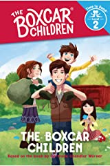 The Boxcar Children (The Boxcar Children: Time to Read, Level 2) Kindle Edition
