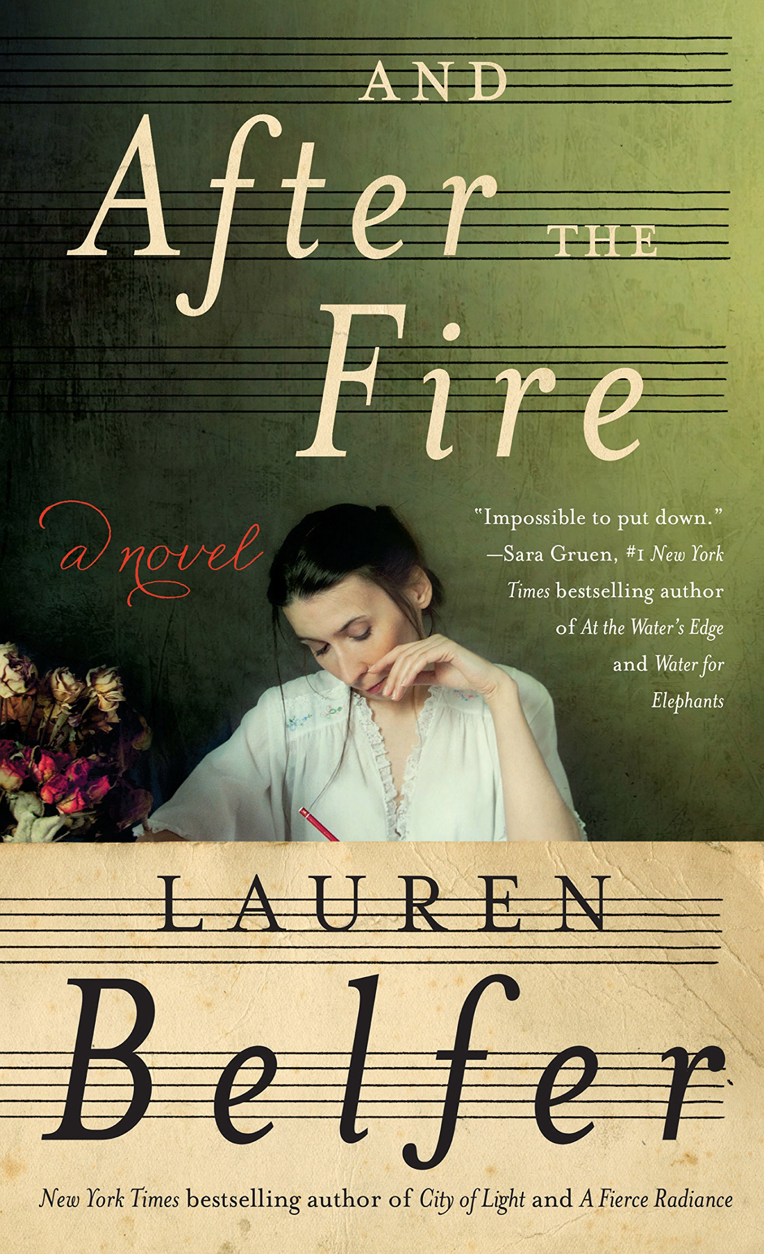 And After The Fire (Thorndike Press Large Print Reviewers Choice) ebook