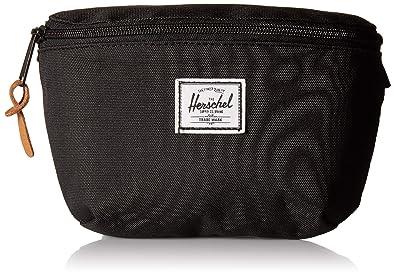 8716c0623dad Amazon.com | Herschel Fourteen Waist Pack, Black, One Size | Waist Packs