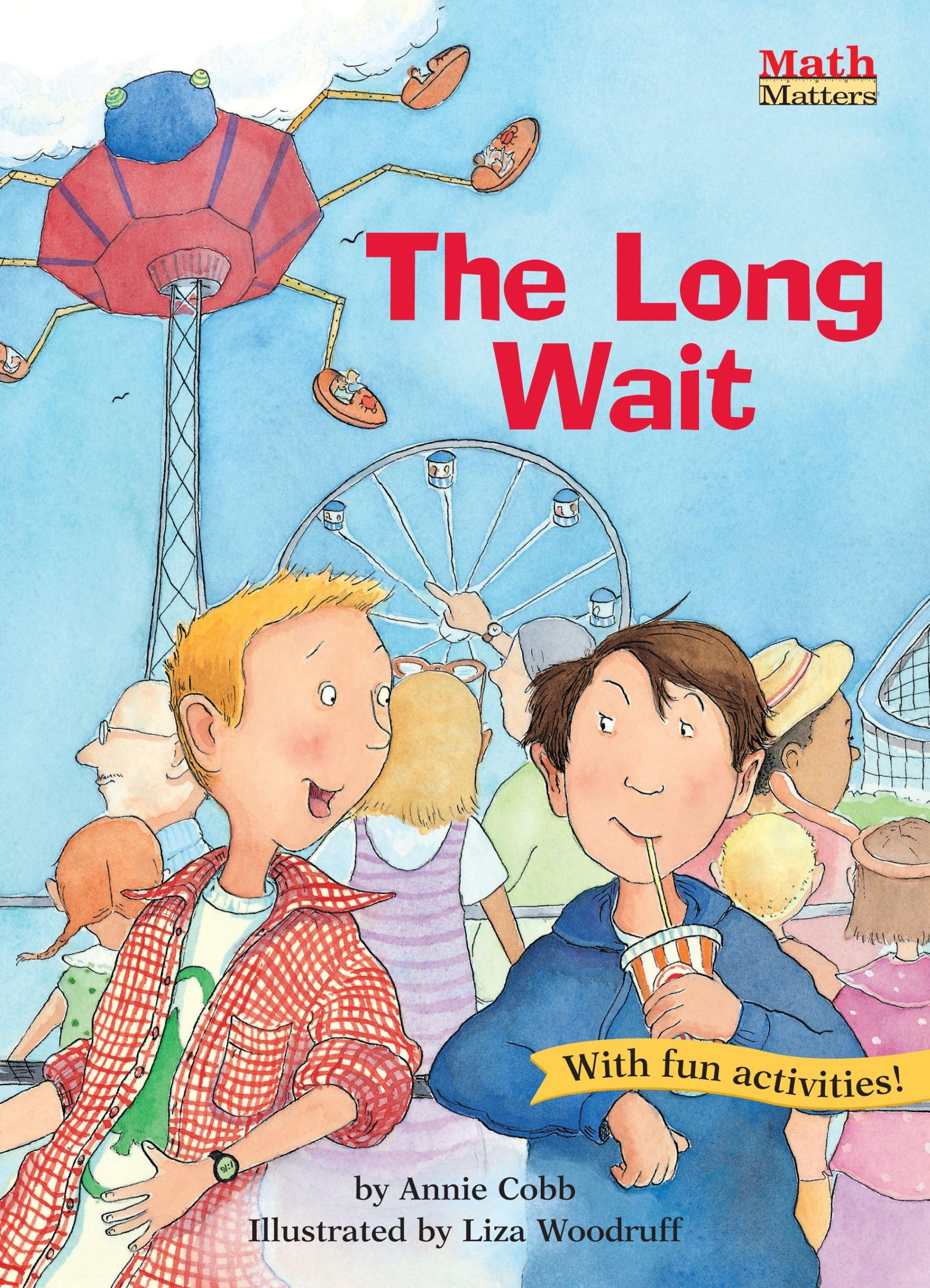 Download The Long Wait (Math Matters) PDF