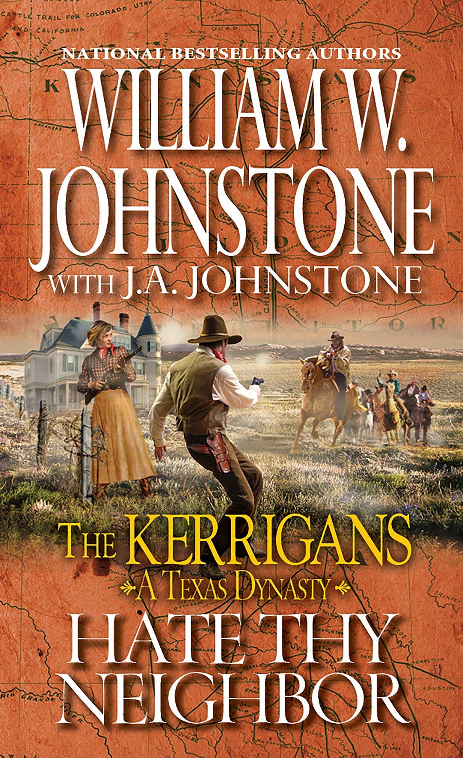 Hate Thy Neighbor (The Kerrigans A Texas Dynasty) Text fb2 ebook