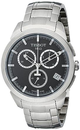 tissot titanium