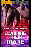 Claiming Their Mate: a Sci-Fi Alien Dark Romance (Tharan Warrior Menage Book 5)