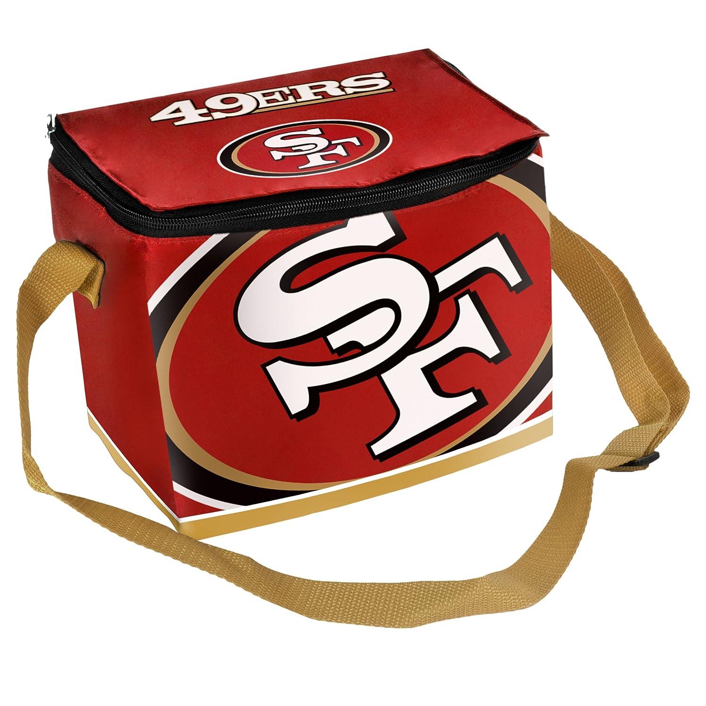 FOCO NFL Unisex Big Logo Team Lunch Bag