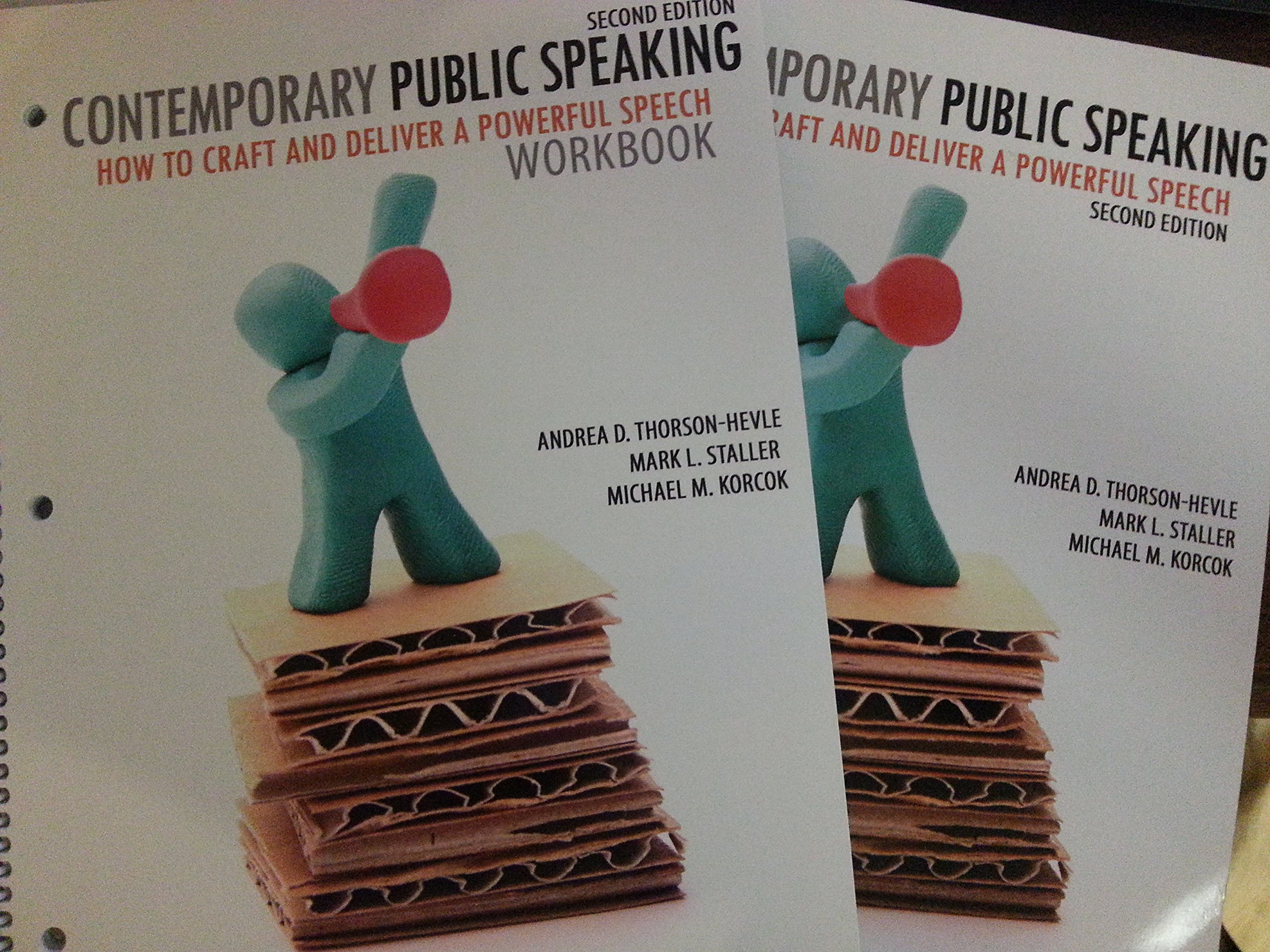 Contemporary Public Speaking-how to Caft and Deliver a Powerful Speech pdf
