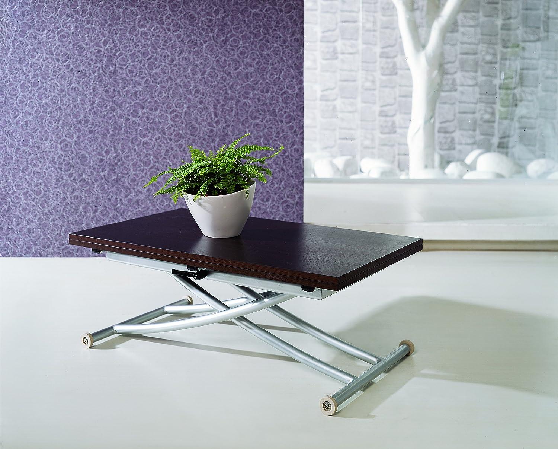 Multifunktionstisch Couchtisch Tisch Olimp W wenge höhenverstellbar ...