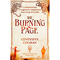The Burning Page (The Invisible Library series Book 3)