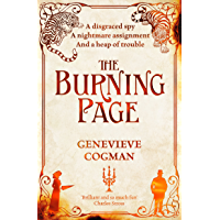 The Burning Page: The Invisible Library 03 (The Invisible Library series Book 3)