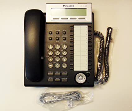 Amazon Panasonic Digital Telephone Kx Dt343 B Corded