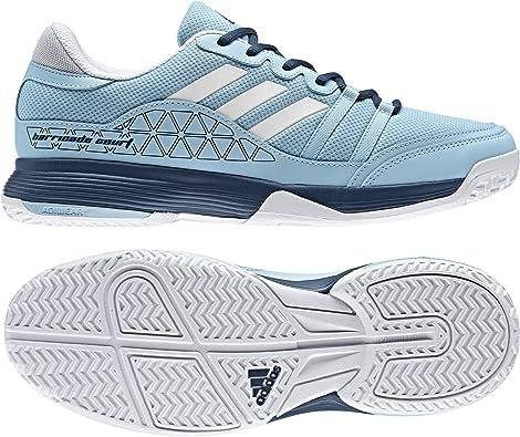 adidas Barricade Court, Zapatillas de Tenis para Hombre, (Azuhie ...
