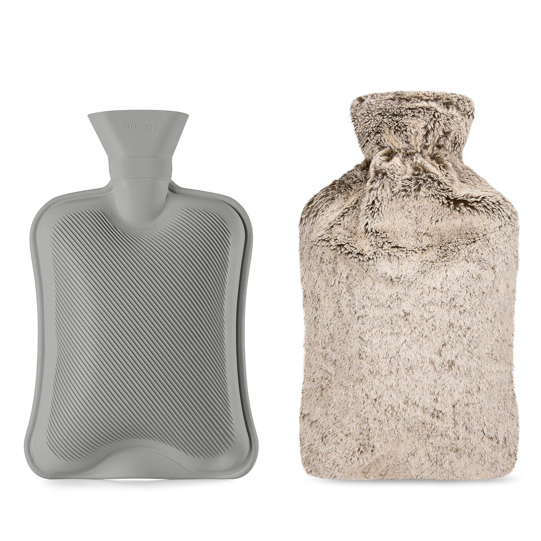 Bolsa De Agua Caliente | Botella De Agua De Gran Capacidad (2 L ...