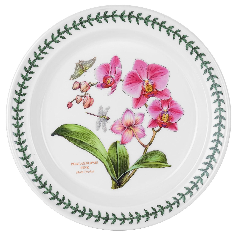 Portmeirion dinner plate botanic garden garden ftempo for Portmeirion dinnerware set of 4 botanic garden canape plates