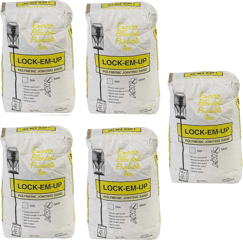 Gray Mutual Industries 7015-0-0 Lock-EM-Up Paver Sand