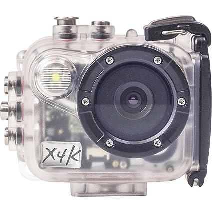 Amazon.com: Intova X4K Cámara de buceo de vídeo HD de grado ...