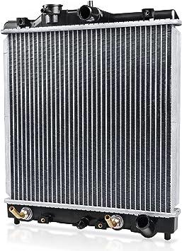 Spectra Premium CU1290 Complete Radiator for Honda Civic